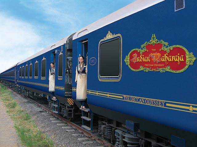 Indian Maharaja Luxury Train