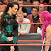 Vídeo: Nia Jax ataca Sasha Banks antes do RAW