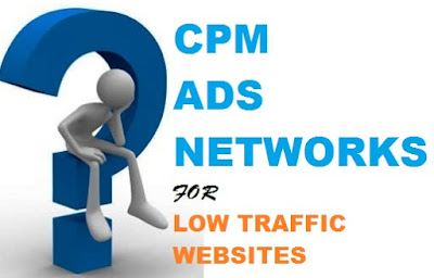 Low Traffic CPM Ad Banner Networks