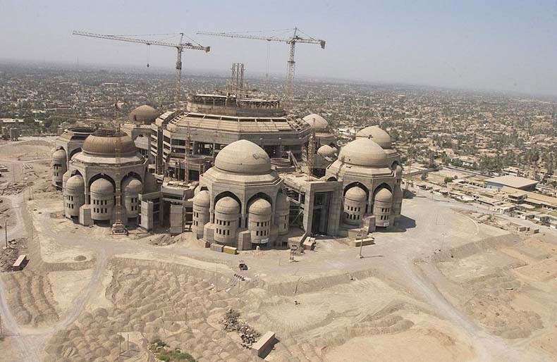 Las mezquitas inacabadas de Saddam Hussein | Irak
