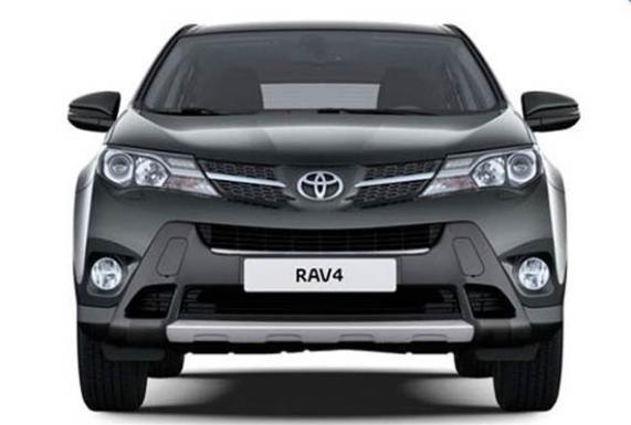 2018 Toyota RAV4 Design