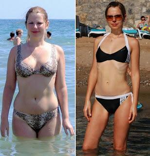 Світлана, 35 років, Київ, відгук, фото до і після схуднення