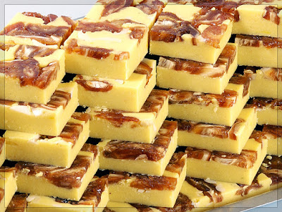 Dry Fruits Burfi