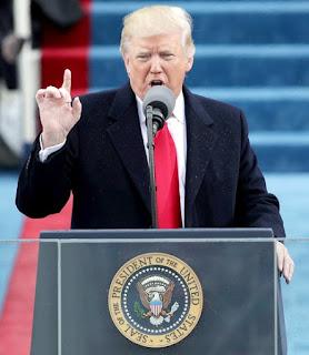 Donald Trump: discurso de posse na íntegra