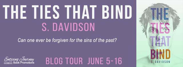 Blog Tour: Exclusive Excerpt & Giveaway  S.Davidson - The Ties That Bind