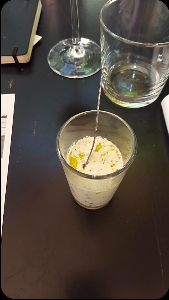 Eiskalter Shot mit saurer Sahne und blanchierten grünen Bohnen | Arthurs Tochter Kocht von Astrid Paul