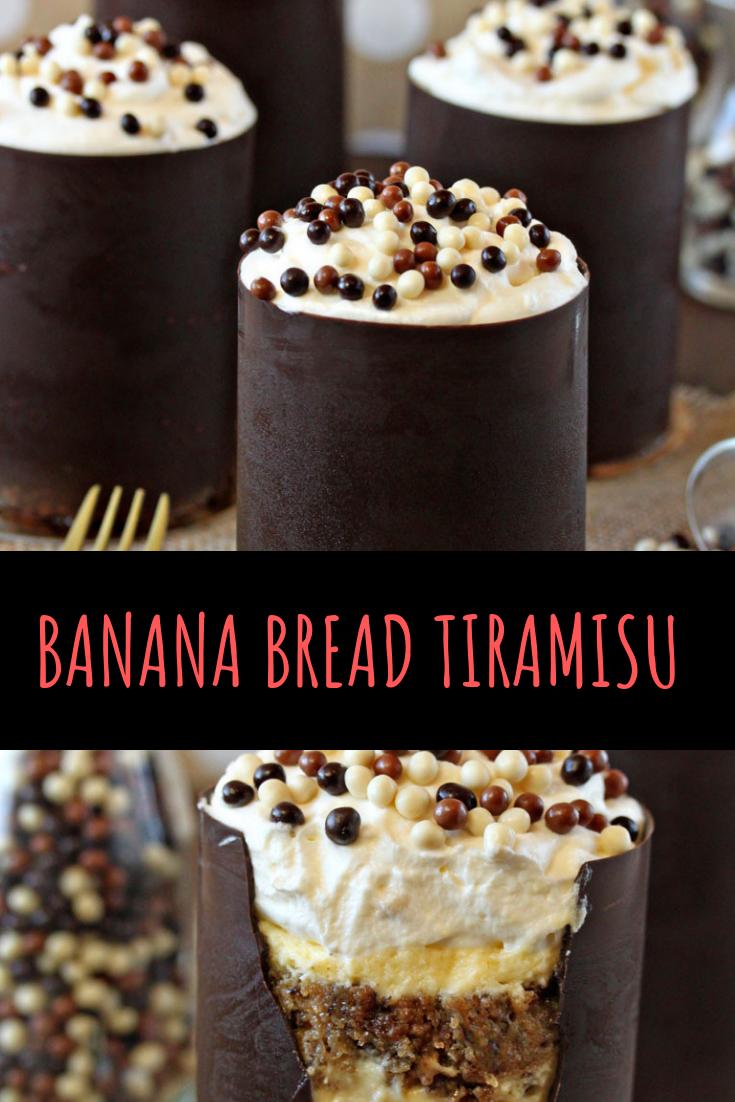 BANANA BREAD TIRAMISU RECIPE