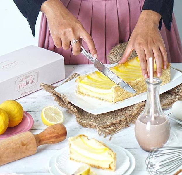 Resep Membuat Bandung Makuta Cake Lemon