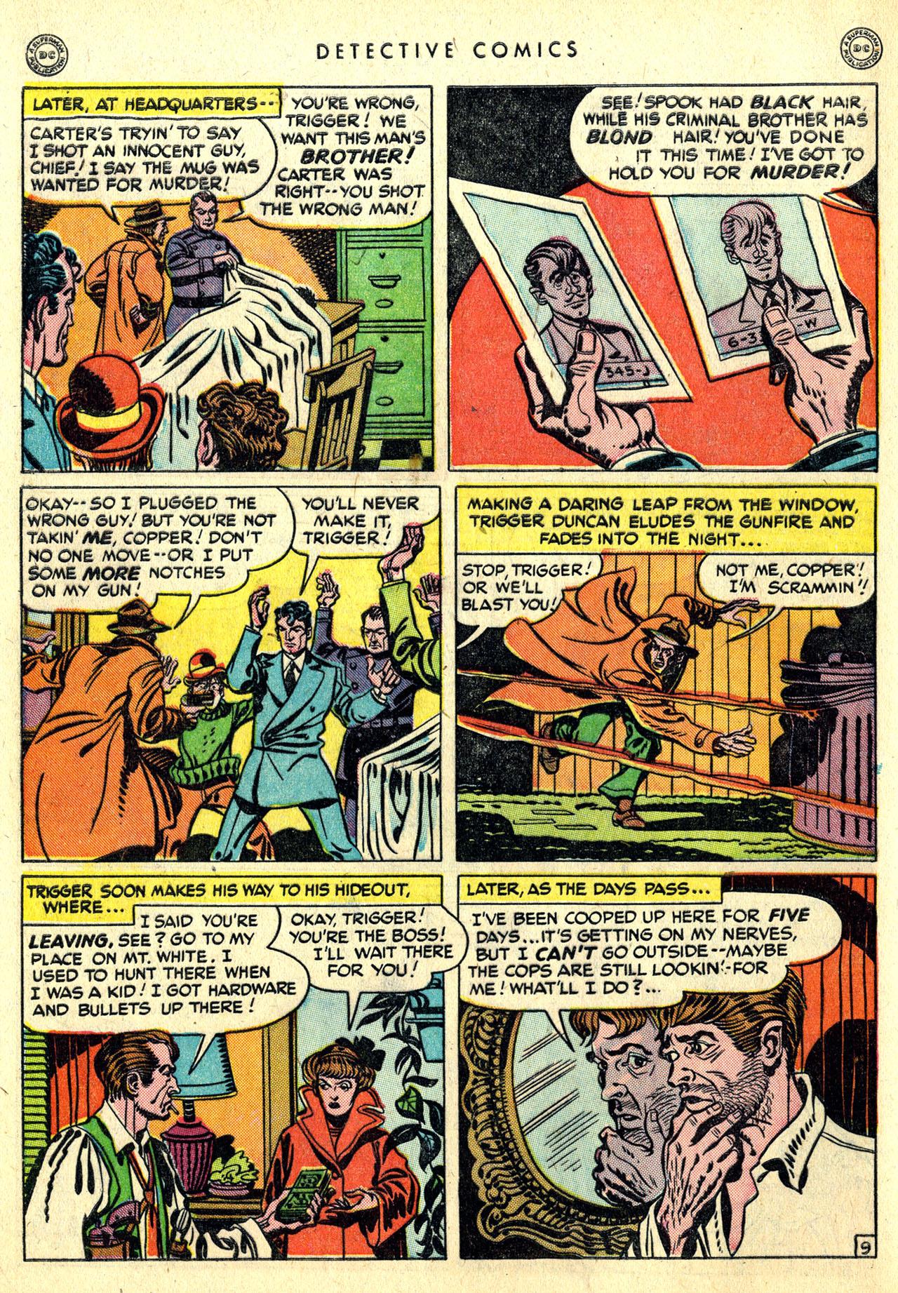 Read online Detective Comics (1937) comic -  Issue #133 - 46