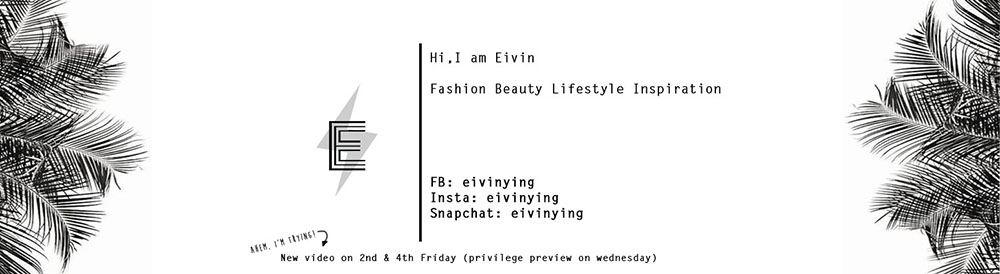 ♠ Eivinying ♠   Fashion •Beauty •Lifestyle