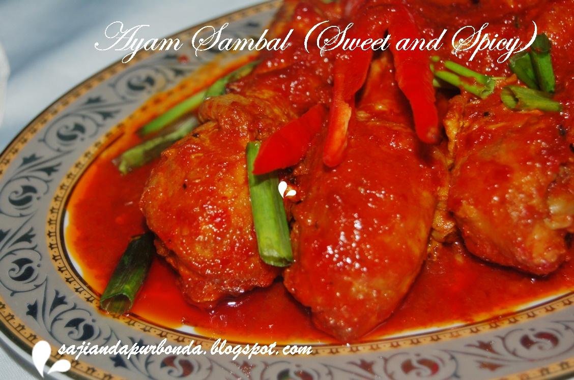 Image Result For Resepi Ayam Masak Merah Ringkas Mudah Dan Sedap Kongsi