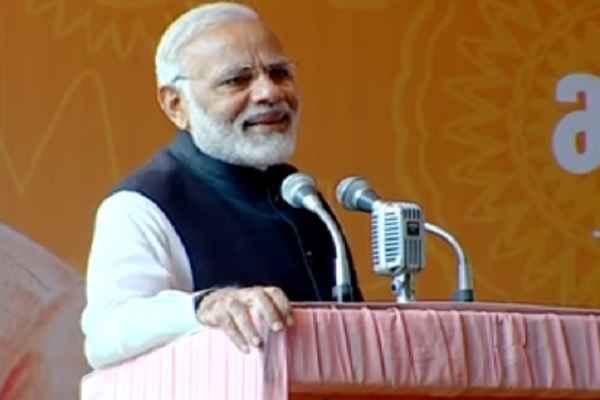 pm-narendra-modi-diwali-milan-with-patrakar-in-new-delhi-news