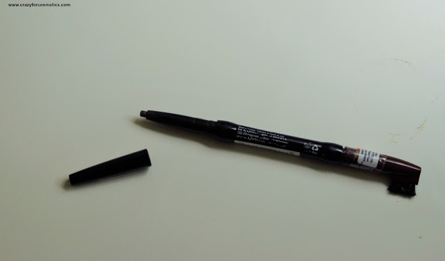 NYX Eyebrow Pencil EP04 Brown