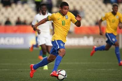 Brazilian wonderkid to reject Arsenal, Man U and Man City