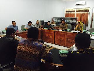 <b>Komisi II DPRD Meradang, Sorot Distanbun Jadi Sumber Masalah Ekologis Di Daerah</b>