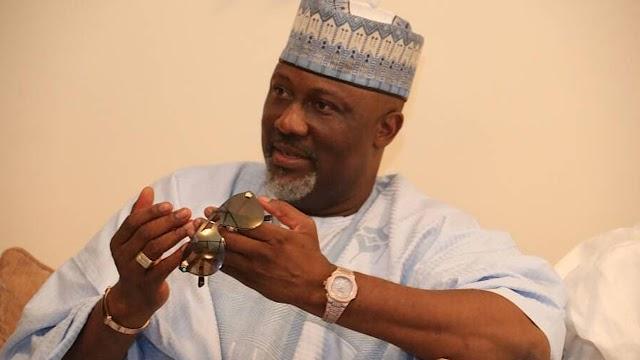 Police invade Dino Melaye's Home in Abuja