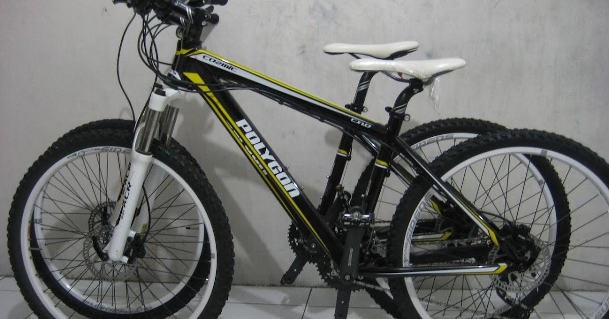 Toko Sepeda Polygon di Bandung