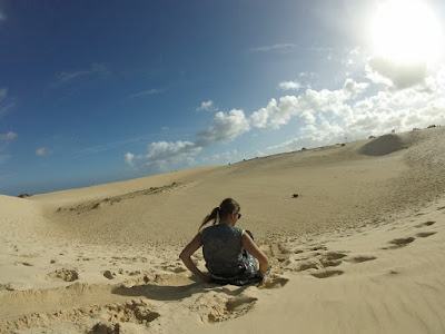 Photo of Sand Gliding the Dunes in Corralejo