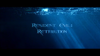 Resident Evil: Retribution title