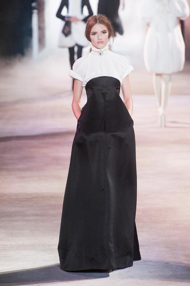 Ulyana Sergeenko Haute Couture Fall-Winter 2013-2014