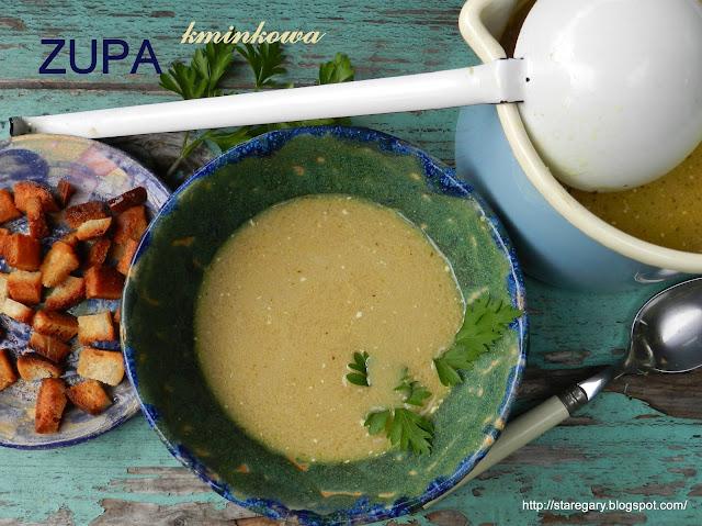 Zupa kminkowa