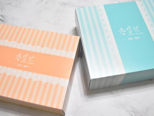 [開箱] 康乃馨香黛兒衛生棉禮盒,生理期也可以浪漫又迷人!