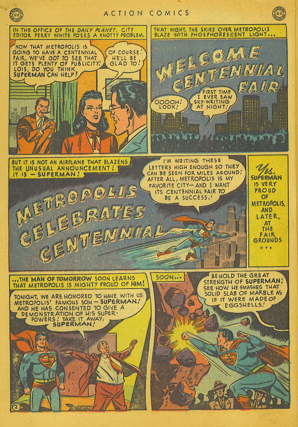 Action Comics (1938) 133 Page 2