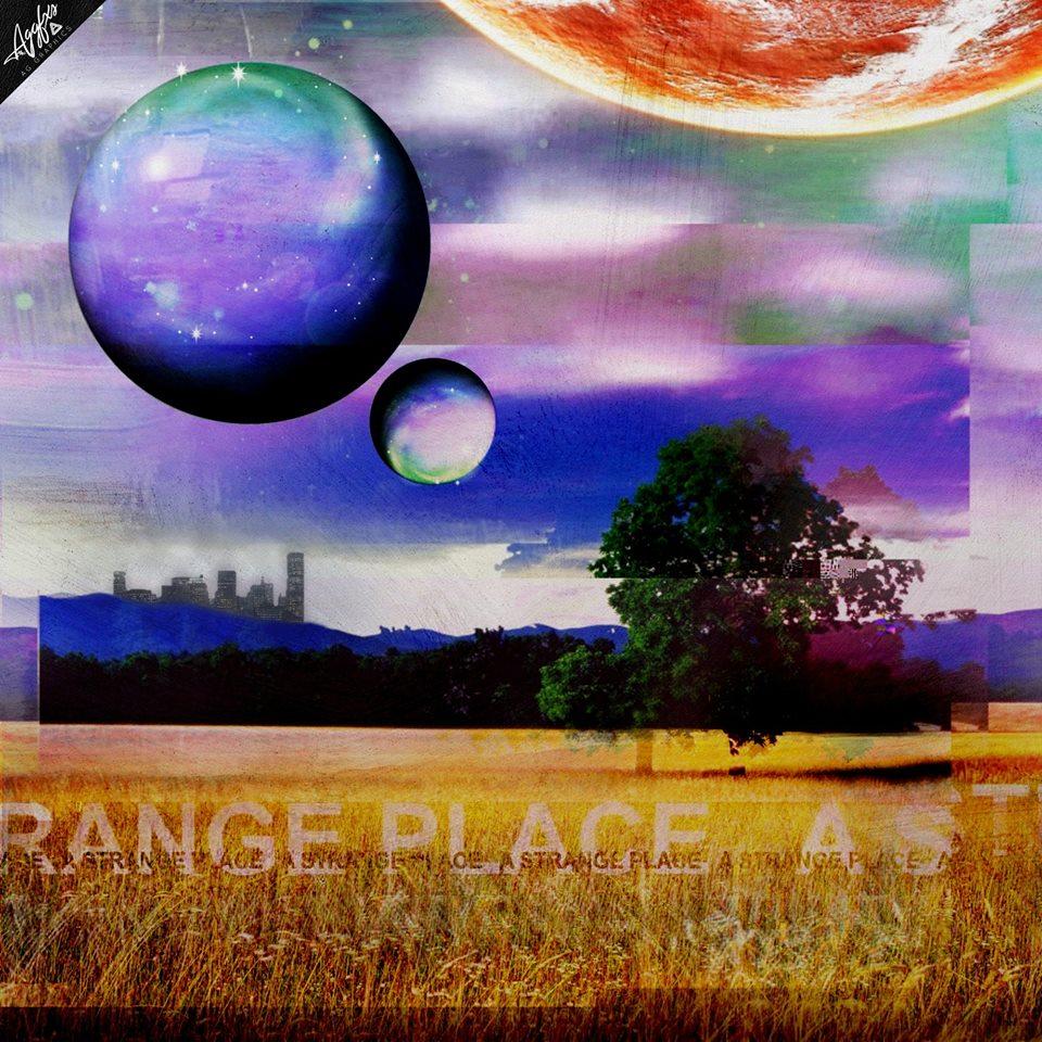 Zane Alexander – A Strange Place (EP)