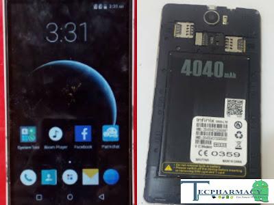 Infinix Note 2 X600 LTE