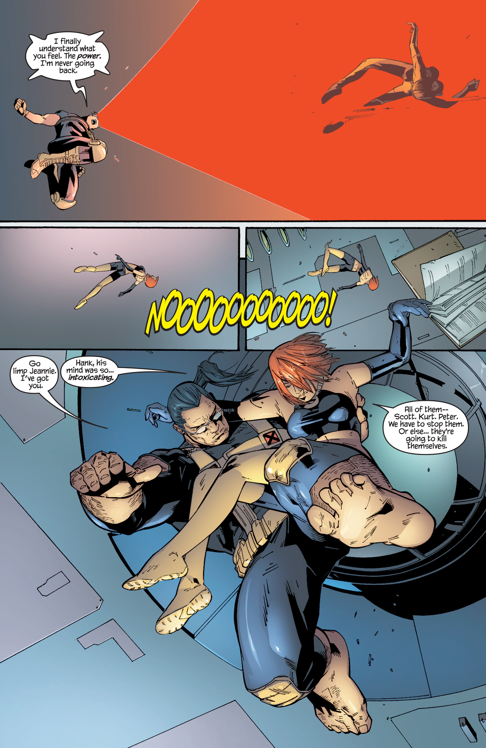 Read online Ultimate X-Men comic -  Issue #96 - 10