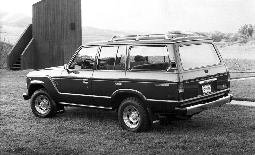 1981–1989 Toyota Land Cruiser FJ60/62