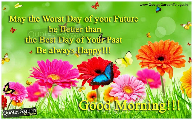 Beautiful good morning messages nice quotes