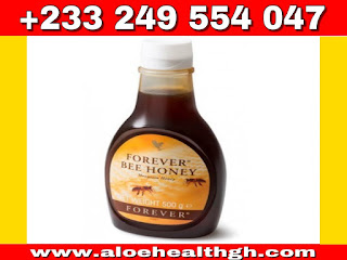 Forever bee honey (forever-living-products) contains all the 22 nutritional benefits needed by mankind for complete and perfect health