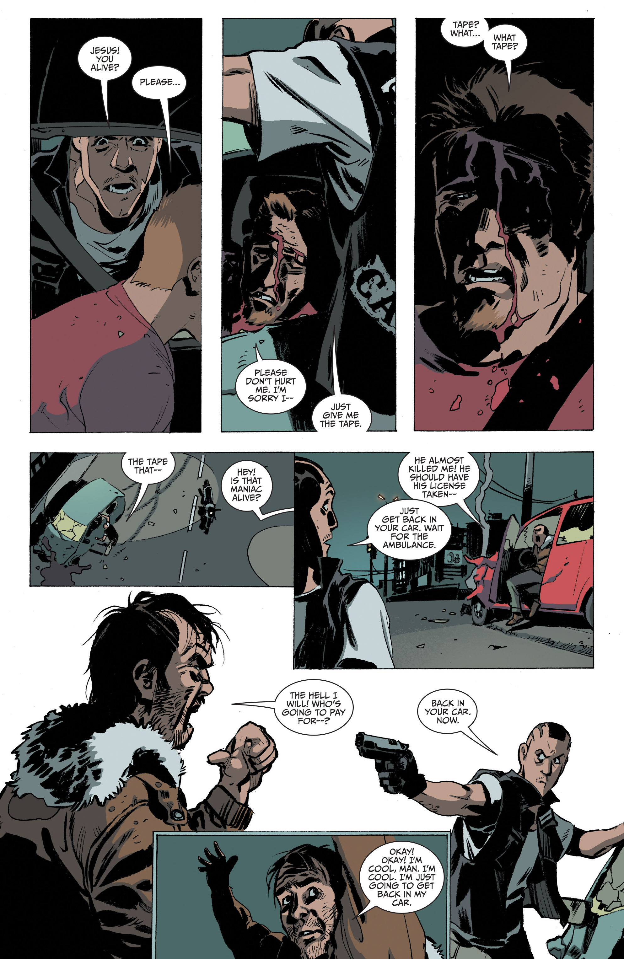 Read online Sons of Anarchy comic -  Issue #16 - 13