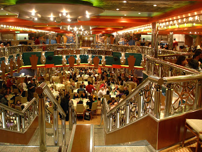 Restaurante - Costa Mágica