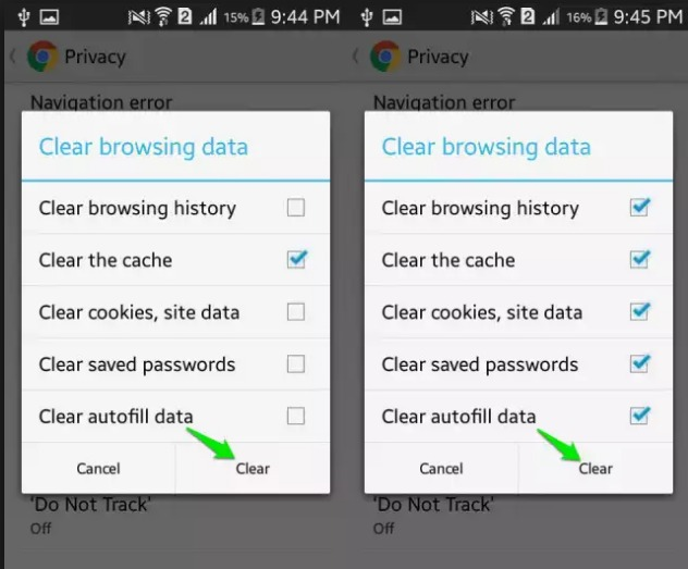 2020tech how to automatically clear cache of your android apps how to automatically clear cache of your android apps saving more space on your android ccuart Choice Image