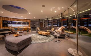 House Tour: Una Casa Completamente Rotonda