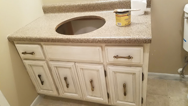 Great Kitchen Cabinet Refinishing Before After Click To View