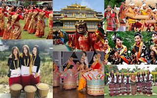 People of Northeast India