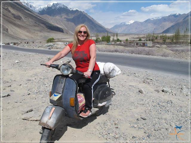 Vale do Nubra, Ladakh, Índia
