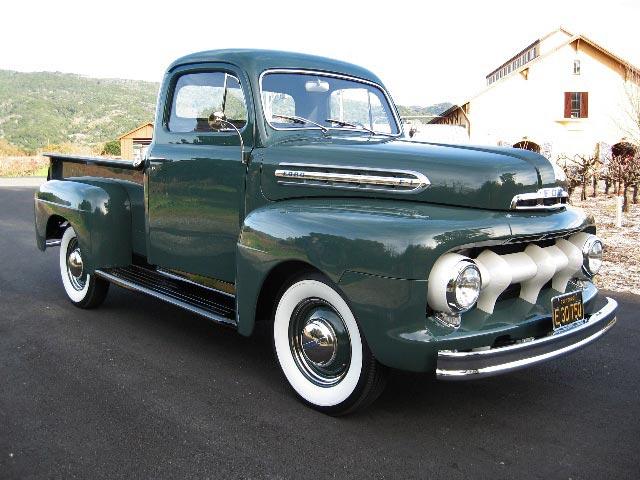 ford up vintage pick