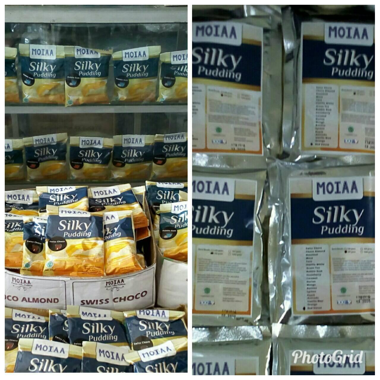 Moiaa Pudding Silky 100 Gram 4 Pcs Update Daftar Harga Terbaru Premix Agen Disributor Indonesia Menjual Bahan Puding Bubuk