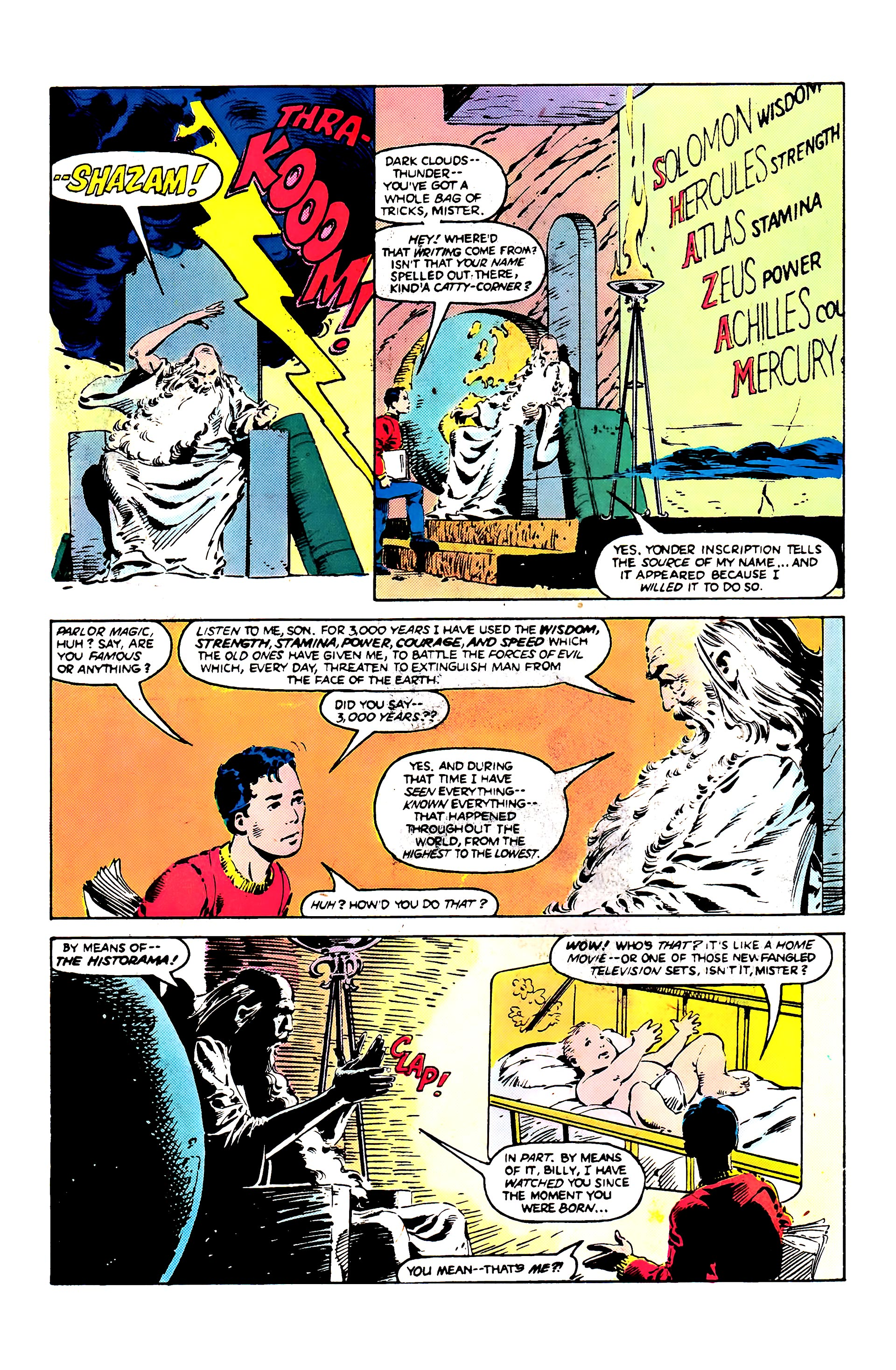 Read online Secret Origins (1986) comic -  Issue #3 - 10