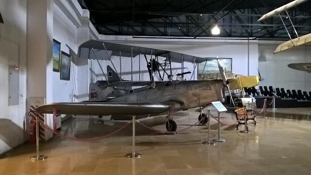 İstanbul Havacılık Müzesi, Pervaneli Uçaklar