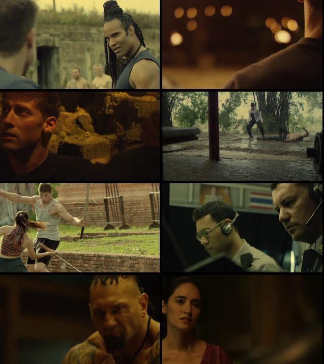 Kickboxer Vengeance 2016 English 720p BRRip