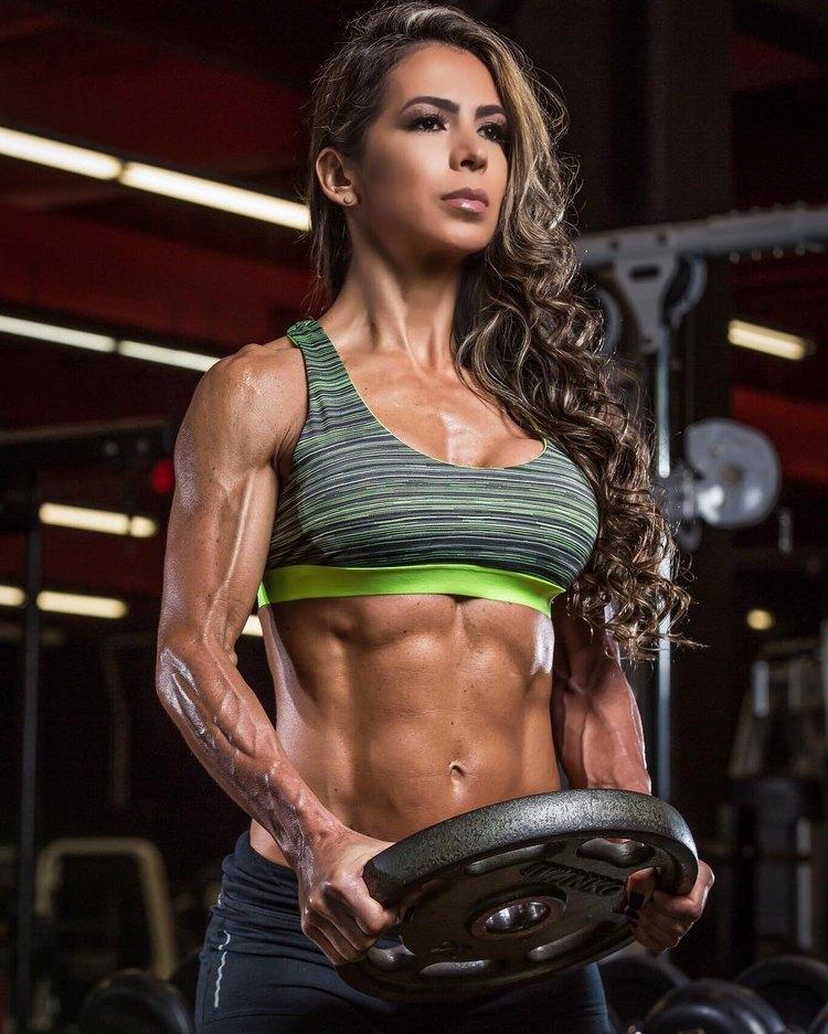 Miss Bikini Fitness Marcela Rivas