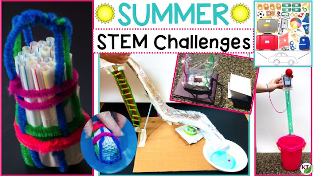Finish the school year strong with collaborative, hands-on, brain-busting work (disguised as fun)!