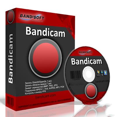 تحميل برنامج  تسجيل فيديو من شاشة الكمبيوتر Bandicam
