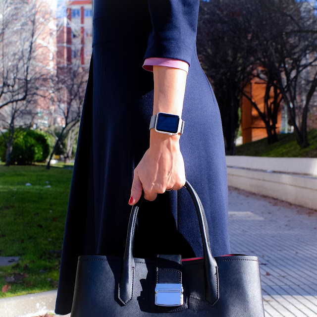 LOOK Preppy Style, apple watch sport