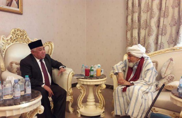 Jokowi Undang 50 Ulama dan Cendekiawan Muslim Dunia di KTT Bogor